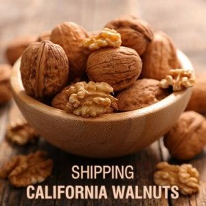 Shipping California Walnuts