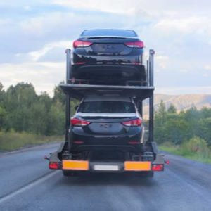 Working with a Licensed California Vehicle Transporter