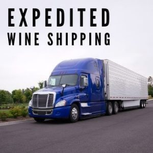expedited Wine Shipping