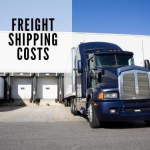 freight shipping costs
