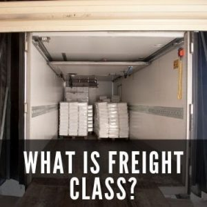 what is freight class