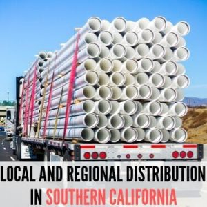 Local and Regional Distribution in Southern California