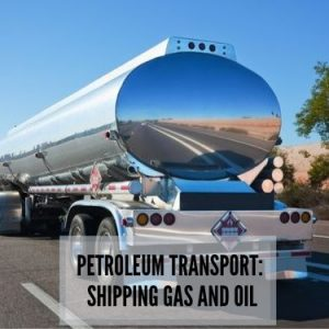PETROLEUM TRANSPORT SHIPPING GAS AND OIL