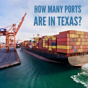 How Many Ports Are In Texas