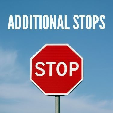 Additional Stops