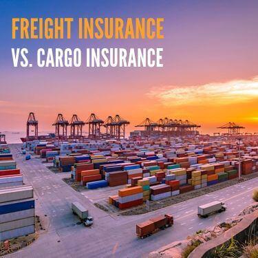 eight Insurance VS Cargo Insurance