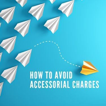 How To Avoid Accessorial Charges