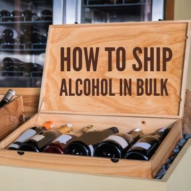 How To Ship Alcohol In Bulk