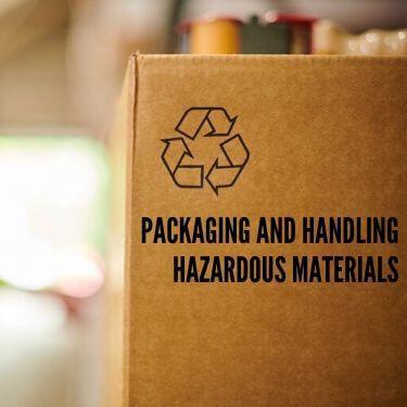 Packaging and Handling Hazardous Materials