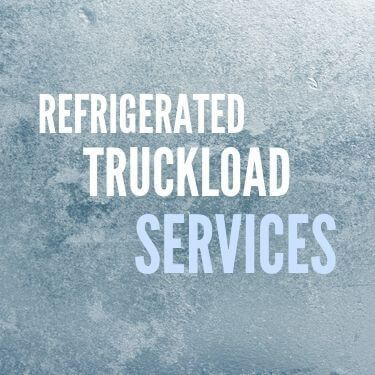 Refrigerated Truckload Services
