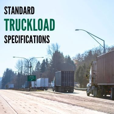 Standard Truckload Specificaitons