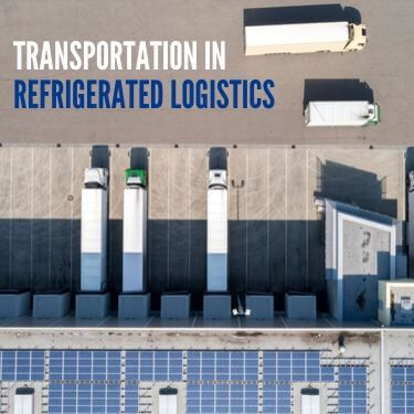 Transportation In Refrigerated Logistics