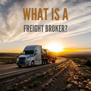 What Is A Freight Broker