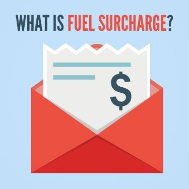 What Is Fuel Surcharge