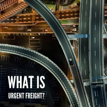 What Is Urgent Freight