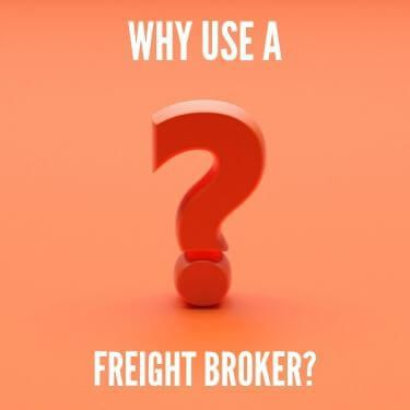 Why Use A Freight Broker