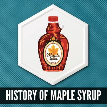 History of Maple Syrup