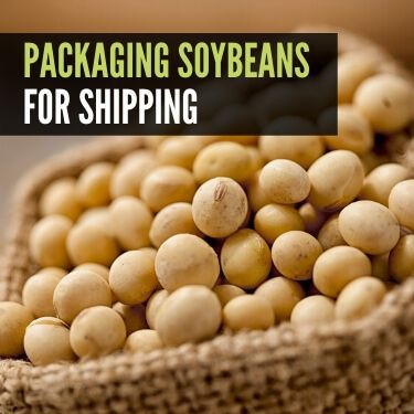 Packaging Soybeans for Shipping