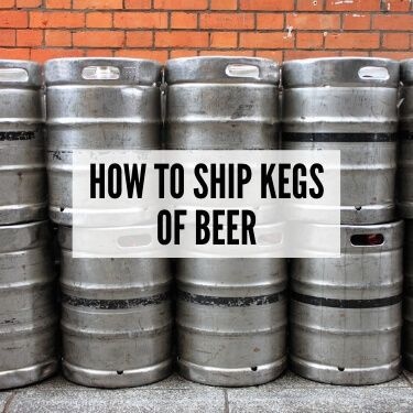 How To Ship Kegs of Beer