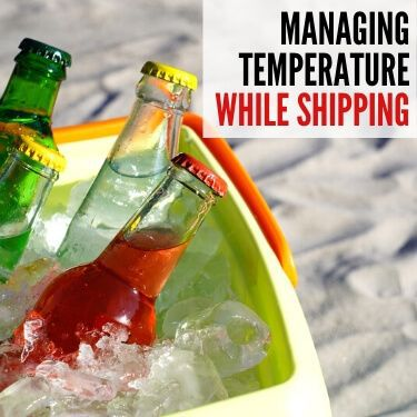 Managing Temperature While Shipping