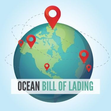 Ocean Bill of Lading