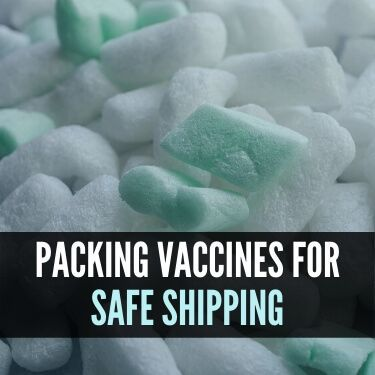 Packing Vaccines for Safe Shipping