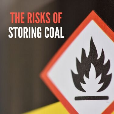 The Risks of Storing Coal