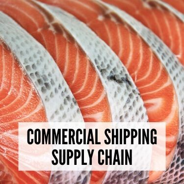 Commercial Shipping Supply Chain
