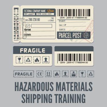 Hazardous Materials Shipping Training