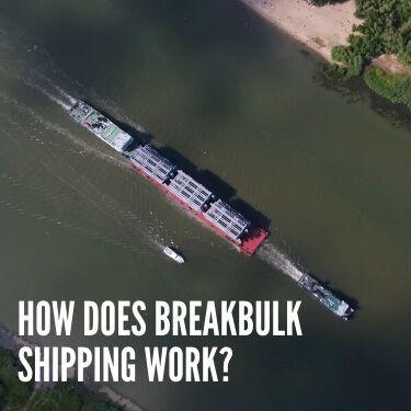 How Does Breakbulk Shipping Work