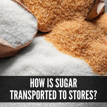 How is Sugar Transported to Stores