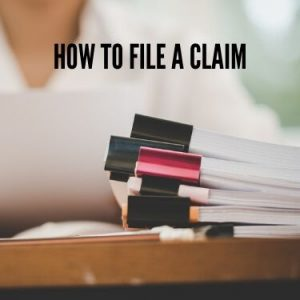 How to File a Claim