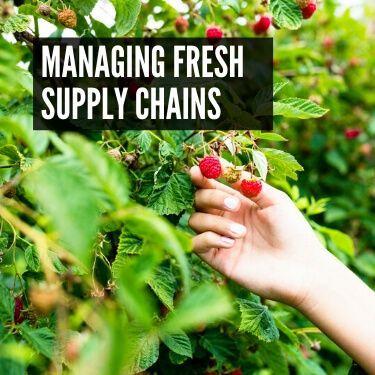 Managing Fresh Supply Chains