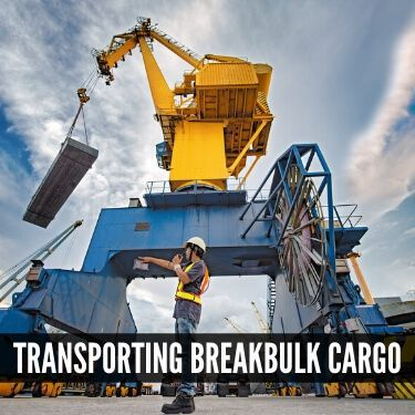 Transporting Breakbulk Cargo