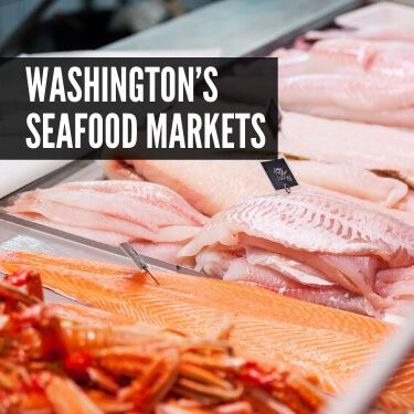 Washington's Seafood Markets