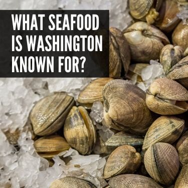 What Seafood is Washington Known For