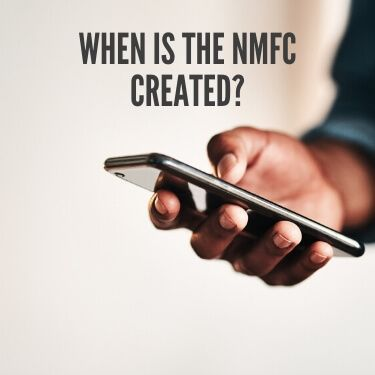 When Is the NMFC created