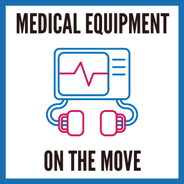 Medical Equipment on the Move