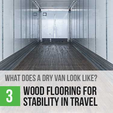 dry van wood floors