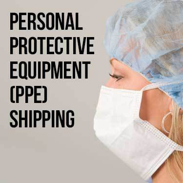 personal protective equipment ppe shipping
