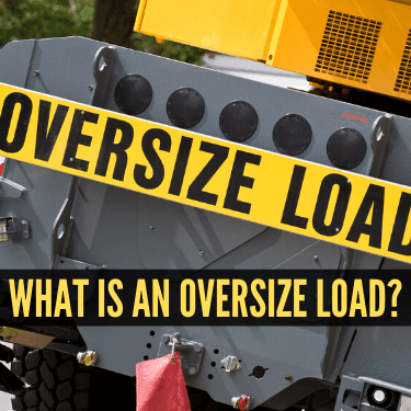 What is an Oversize Load
