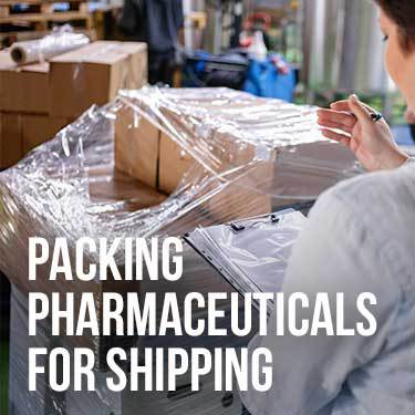 Packing Pharmaceuticals For Shipping