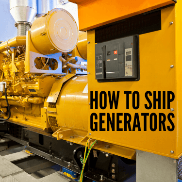 How to Ship Generators