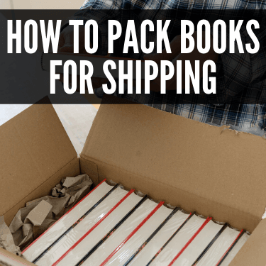 How to Pack Books for Shipping