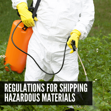 Regulations for Shipping Hazardous Materials