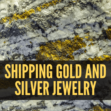 Shipping Gold and Silver Jewelry