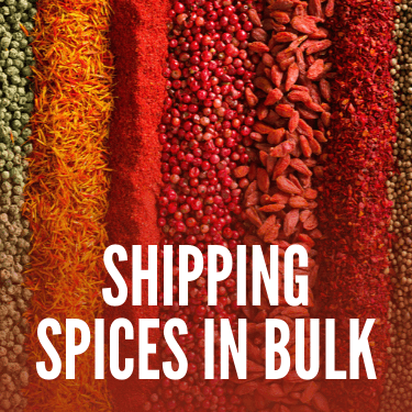 Shipping Spices in Bulk