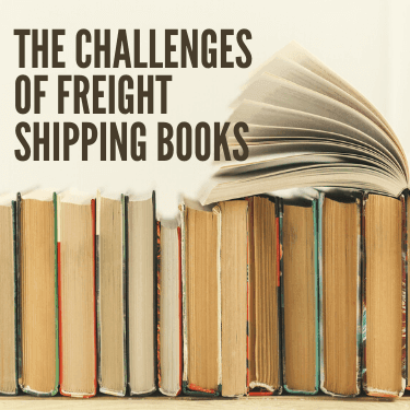 The Challenges of Freight Shipping Books