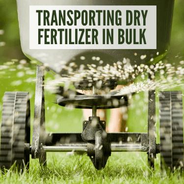 Transporting Dry Fertilizer in Bulk