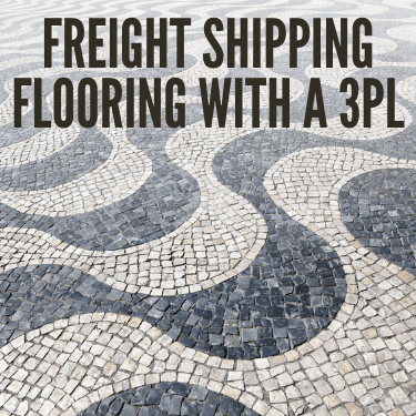 Freight Shipping Flooring with a 3PL
